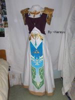 zelda TP outfit full old by Narayu