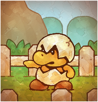 Paper Mario 64: I'll Be Back by Cavea