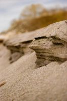 Layers of Sand by carbyville
