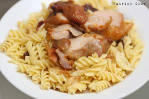 Roast pork fusilli by patchow