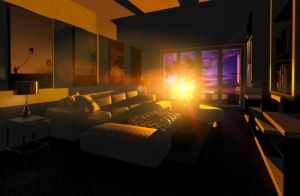 our living room by SBEP