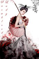 Lady Snowblood by Isidora