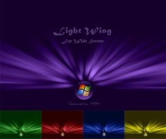 Light Wing by Caffery