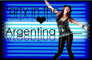 Party in Argentina by AloveGame