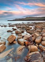 Still Rock and... water. by SebastianKraus