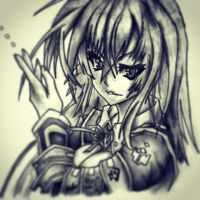Medaka Box (instagram) by goodsnake