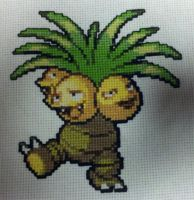 Exeggutor by starrley