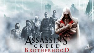 Assassins Creed Brotherhood - Wallpaper by SendesCyprus