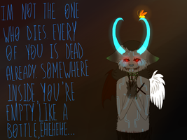 I'm not the one... by xDorchester