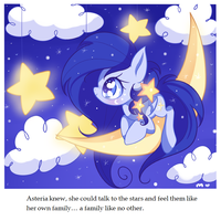 .:A little star:. by Ipun