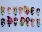 FIMO : my dolls by MilkyWayHandmade