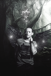 Chester Bennington - Angel in the Dark by ShinodasDiscover