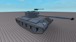 Colda Light Tank M6A1 by SirMauser