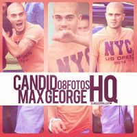 Candid Max George by SwaggerNialler