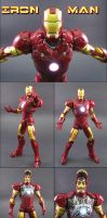 Iron Man Revealed by Jin-Saotome