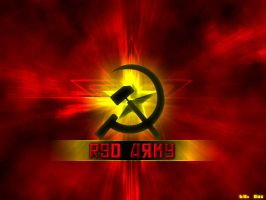 Red Army by dazist