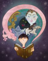The Neverending Story by spicysteweddemon