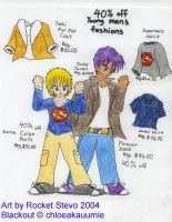 Fashion Sulfur and Jamie by Rocket-Stevo