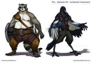 PoL - Ep. 08 Incidentals by Rhandi-Mask