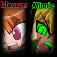 Minnie and blosson by mimi9357