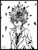 Vongola Primo Giotto by nicegal1