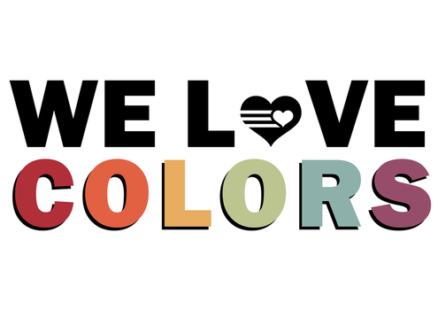 We Love Colours by LallaBelle