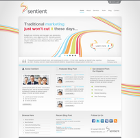 Senient Marketing by Dezign-Core