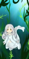 A Pearl in the Kelp by Rina-ran