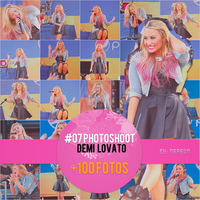 #07 Photoshoot Demi Lovato by NeaSun