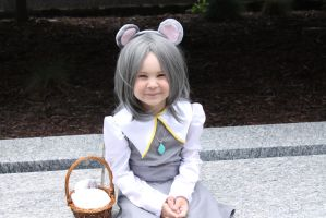 Nazrin At Animazement! by Kitako