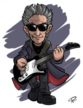 The 12th Doctor by klaatu81
