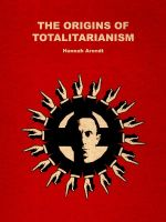 The Origins of Totalitarianism by FlavrSavr
