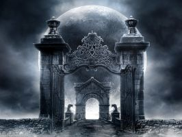 The Gate by Funerium