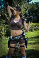 Tomb Raider Legend - Hair by FuinurCroft
