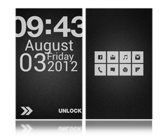 Typoclock. by CocaineMonster