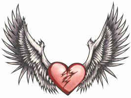 Winged Heart by 5oHBlur103