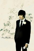 LeeMinHo iPhone-iPod Wallpaper by Dextera