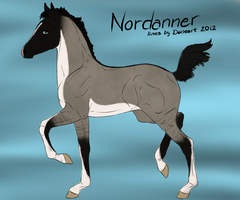 Nordanner Foal 2647-Sold by Secret-Z