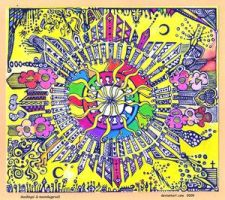 TRIBAL SUN by PsychedelicTreasures