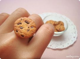 A cookie ring. by Aiclay