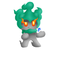 Second Sai attempt - Marshadow