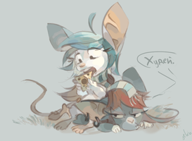 Mice by Jekutoda