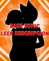 base sonic- kiss by xXvaleskaXx