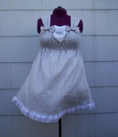 Sweetheart Dress by GothicDorothy