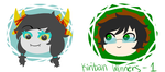 Kiriban Winners Batch #1 by TheShatteredParadox