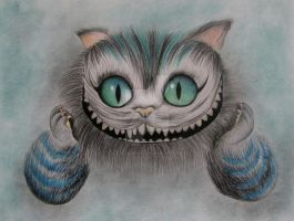 Cheshire Cat by SuicideOphelia