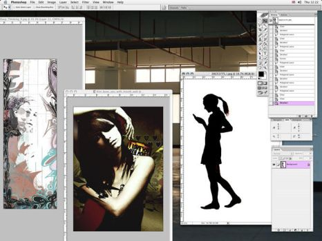 What I'm working on... by MissLoci