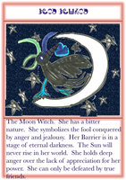 Luna Lucina: The Moon Witch by SeashellAttorney