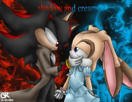 shadow and cream forever by grimtalesreaper