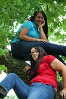 The Girls in the Tree 1 by Kristy-Kitty